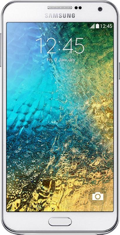 Samsung Galaxy E7 (White, 16 GB)(2 GB RAM)