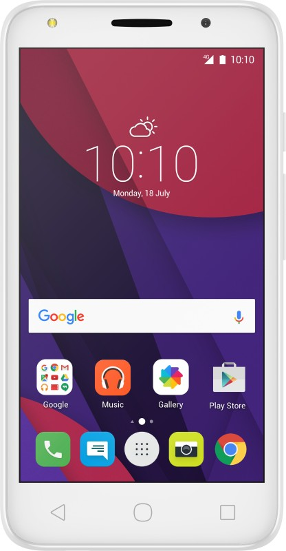 Alcatel Pixi4 (Sharp Blue, 8 GB)(1 GB RAM)