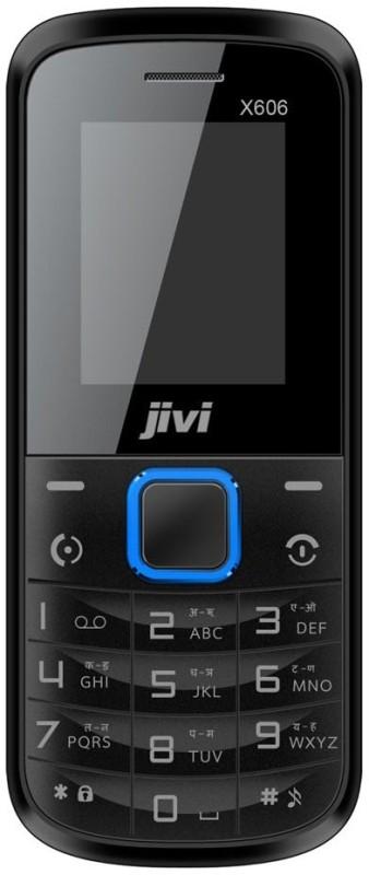 JIVI X606(Black & Blue) image