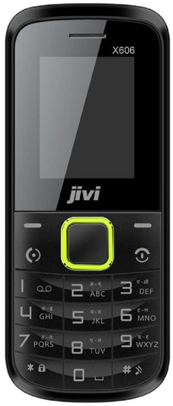 JIVI X606(Black & Green) image