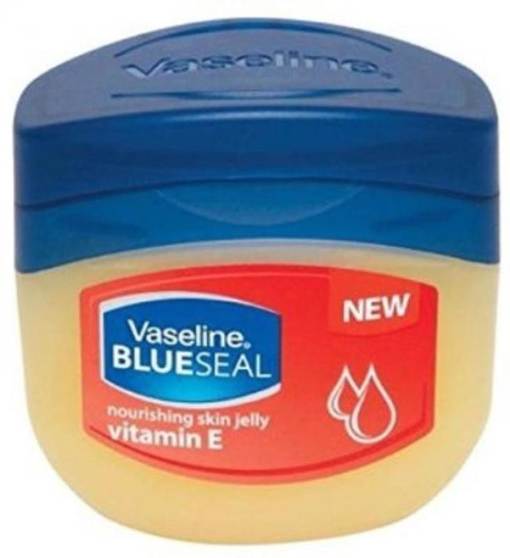 Vaseline Blueseal Nourishing Skin Jelly 100ml - Vitamin E(100 ml)