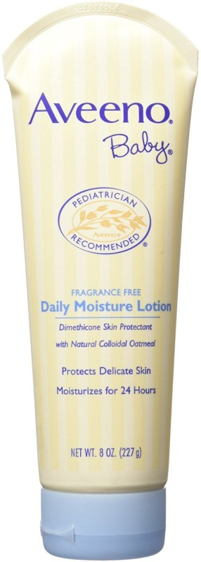 Aveeno Daily Moisture Lotion Fragrance Free(227 g)
