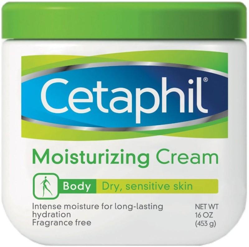 Cetaphil Moisturizing Cream for sensitive dry skin(453 g)