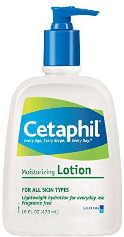 Cetaphil Fragrance Free Moisturizing Lotion(473 ml)