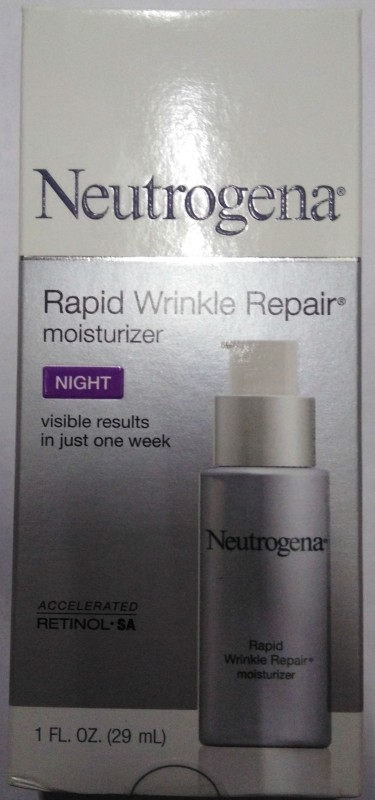 Neutrogena Rapid Wrinkle Repair Moisturizer(29 ml)