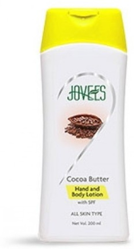 Jovees Coco Butter Hand and Body Lotion(200 ml)