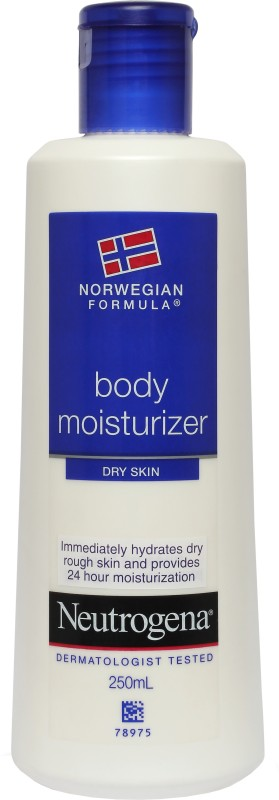Neutrogena Norwegian Formula Body Moisturizer(250 ml)