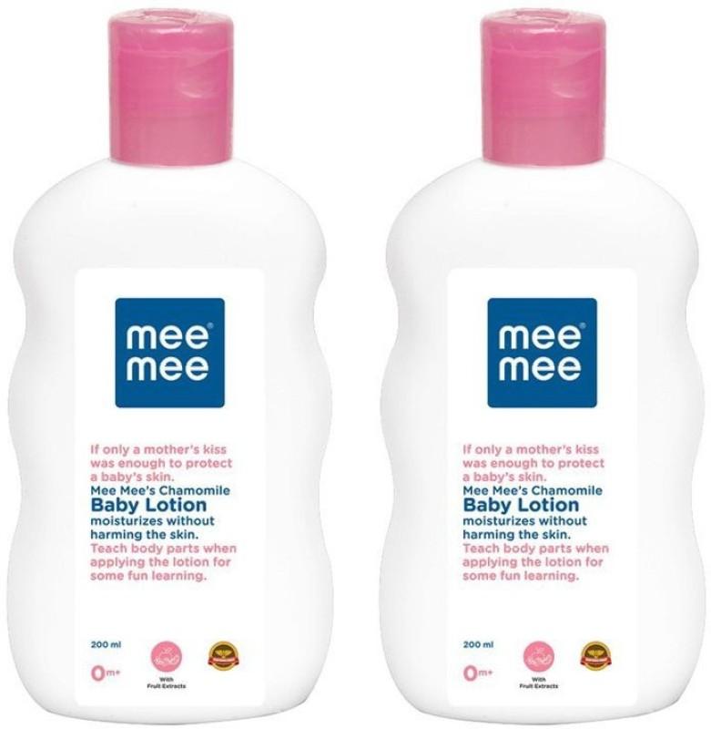 MeeMee Body Lotion Moisturizes (PK 2)(400 ml)