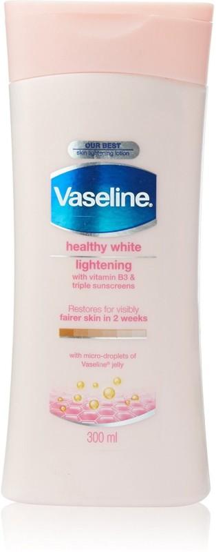 Vaseline Healthy White Lightening Fairness Lotion(300 ml)