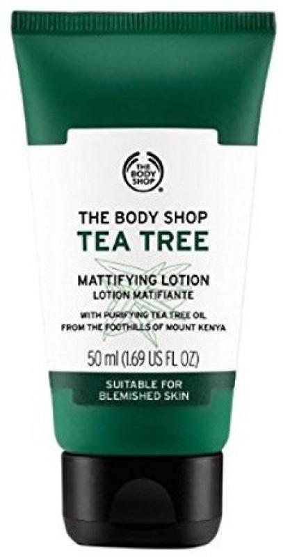 The Body Shop Tea Tree Mattifying Lotion,(50 ml)