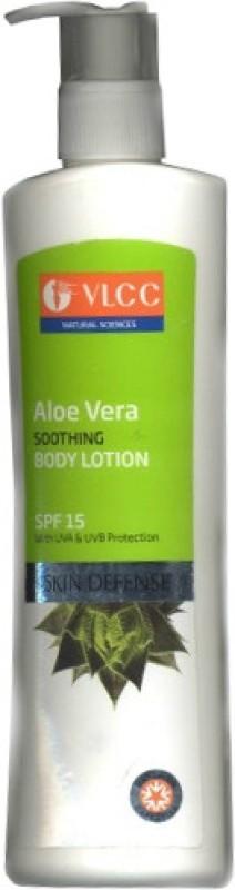 VLCC Aloe Vera Soothing Body Lotion(350 ml)