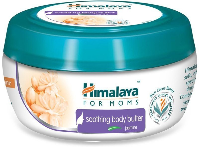 Himalaya for Moms Soothing Body Butter, Jasmine(200 ml)