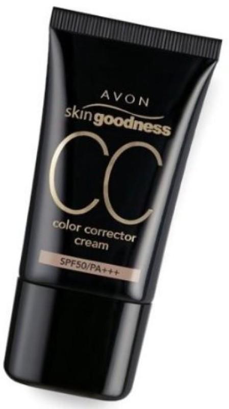 Avon Skin Goodness CC Color Corrector Cream(18 g)