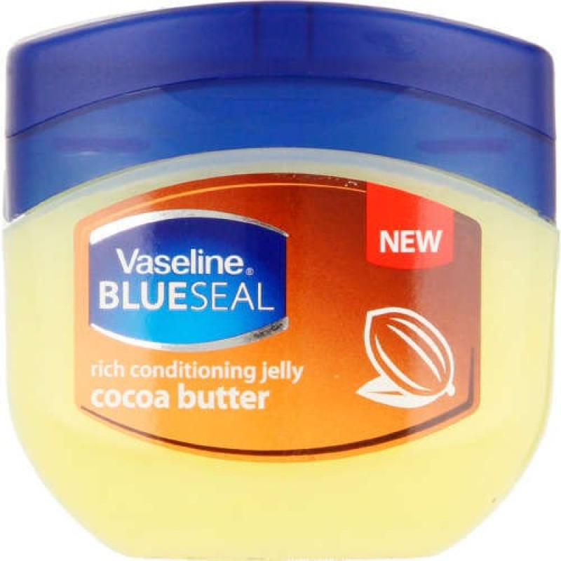 Vaseline Blue Seal Rich Conditioning Jelly Cocoa Butter (Imported)(100 ml)