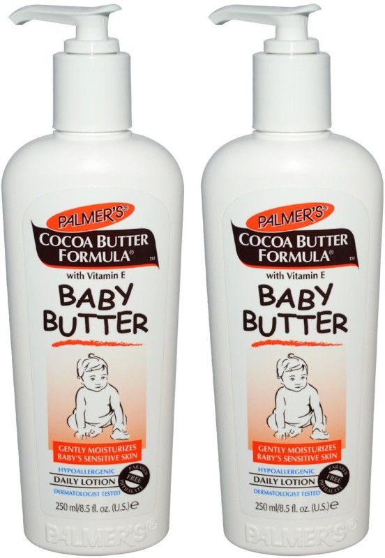Palmer's Palmers'S Baby Butter Lotion Set of 2(500 ml)