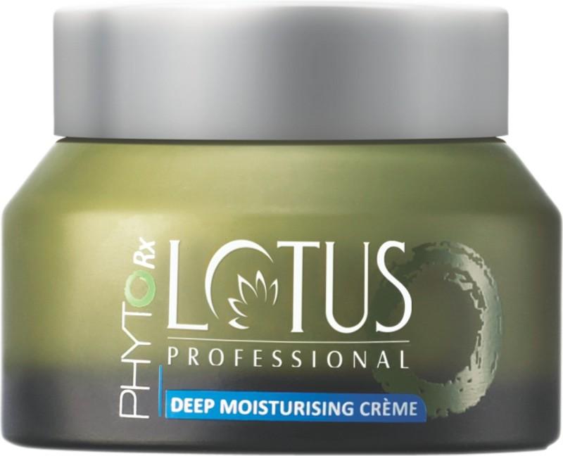 Lotus PHYTO-Rx Skin Smoothening & Deep Moisturising Crme(50 g)