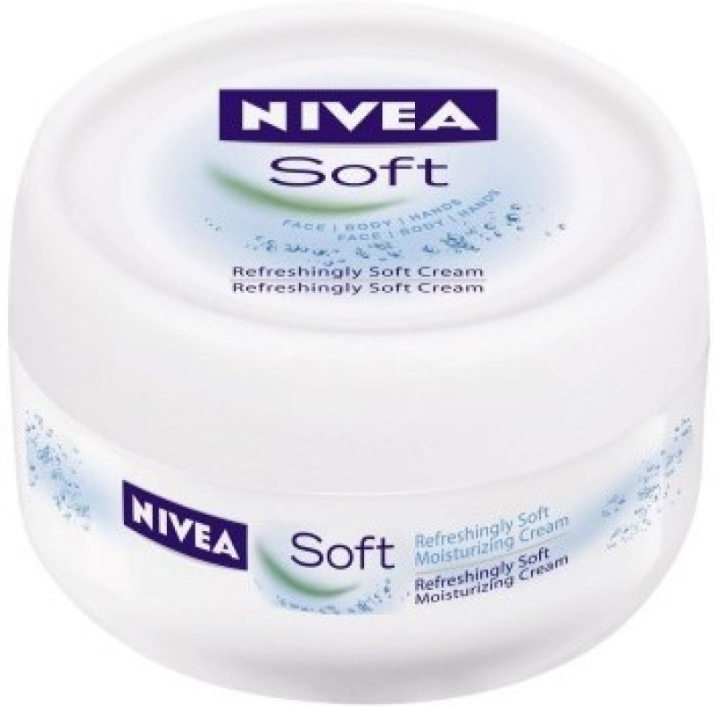 Nivea Soft Light Moisturising Cream(200 ml)