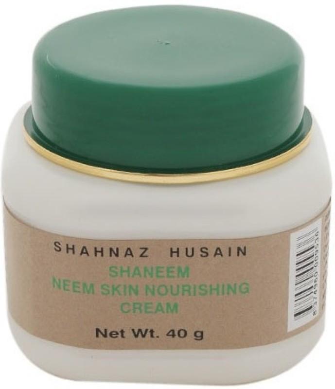 Shahnaz Husain neem skin nourishing cream plus(40 g)
