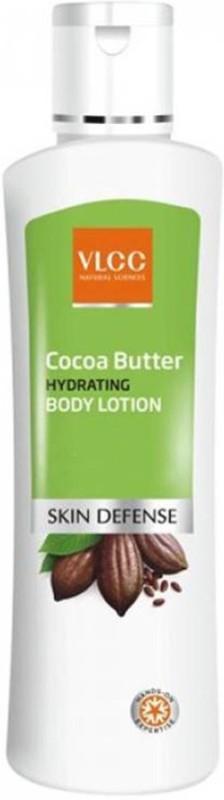 VLCC Cocoa Butter Honey Hydrating & skin brightening Body Lotion(100 ml)
