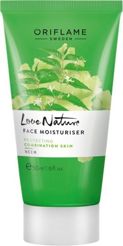 Oriflame Sweden Love Nature Face Moisturiser Neem(50 g)