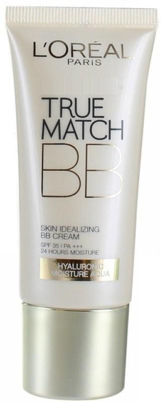 LOreal True Match Skin Idealizing BB Cream, G2 Gold BB(29 ml)