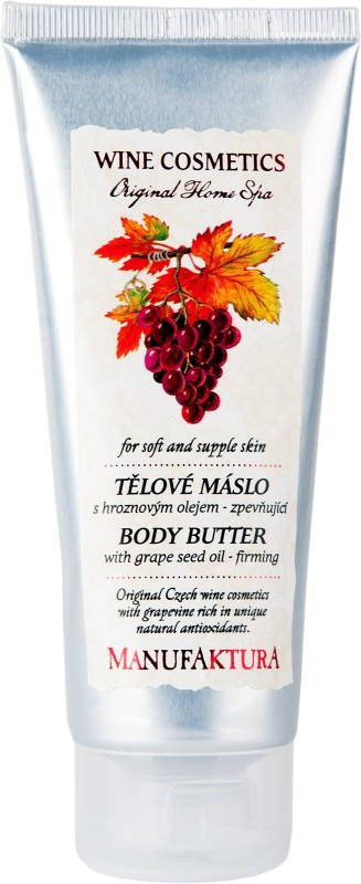 Manufaktura Wine Body Butter(100 ml)