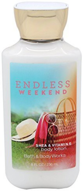 Bath & Body Works Endless Weekend - Body Lotion(240 ml)