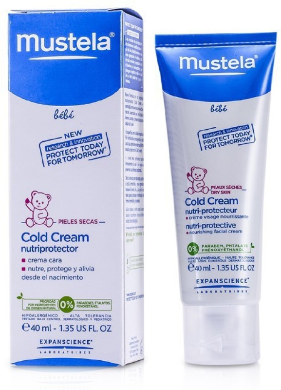 Mustela Cold Cream with Nutri-protective(40 ml)
