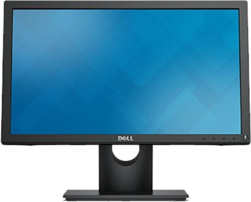 Dell 18.5 inch HD LED - E1916HV Monitor(Black)