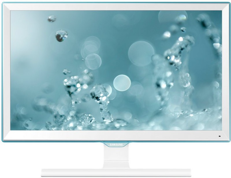 Samsung 21.5 inch HD LED - Ls22e360hs/Xl Monitor(White High Glossy)