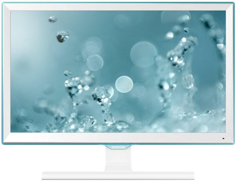 Samsung 21.5 inch HD LED - Ls22e360hs/Xl Monitor(White High Glossy)