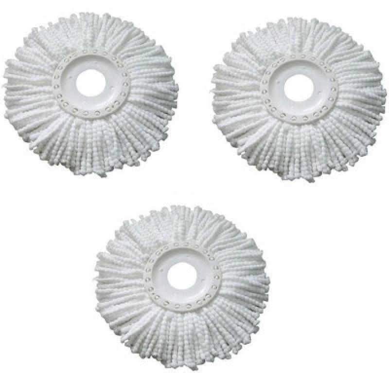 Platex Wet & Dry Mop(White 0 m)