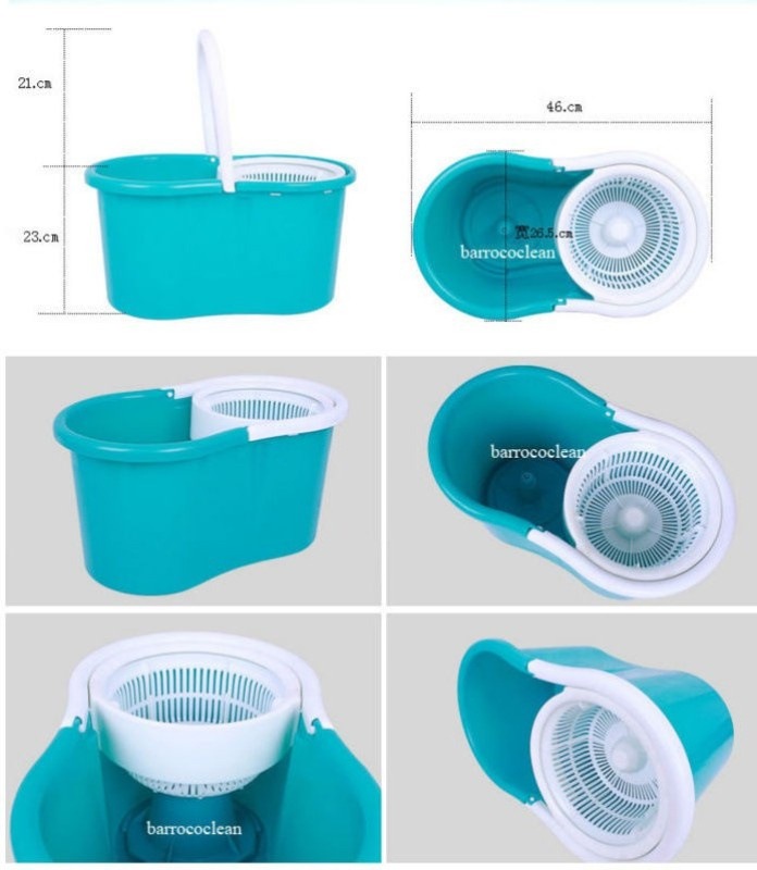 Rays String Mop(Blue)