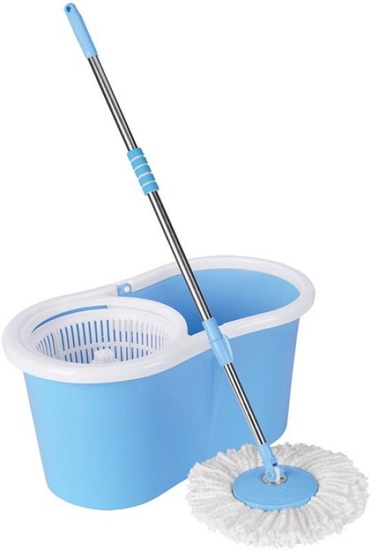 Huskey Wet & Dry Mop(Blue)