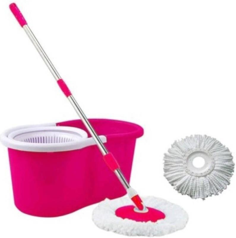 skycandle.in Pink mop Mop Set