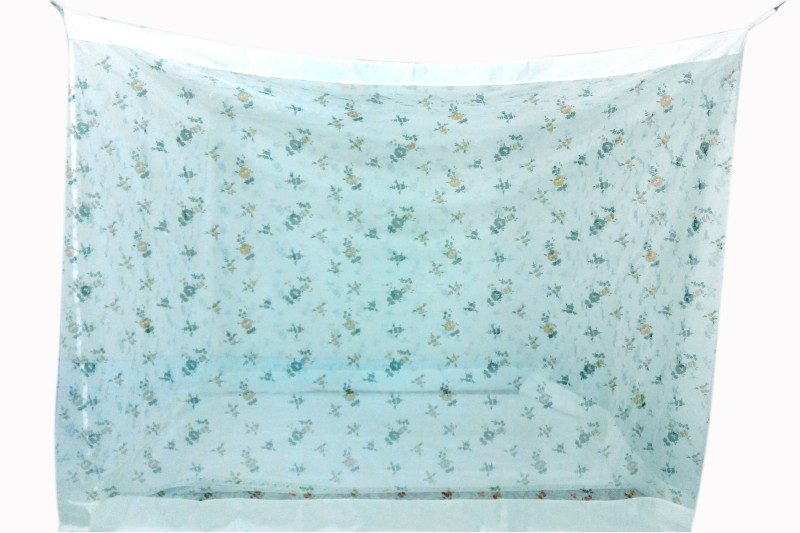 Elegant Printed Polyester Mosquito Net provides total insect protection. It maintains proper air circulation. This fabric is very soft in nature & the print suits to your home d?cor and looks stylish. It is an easy care, machine washable and 100% natural