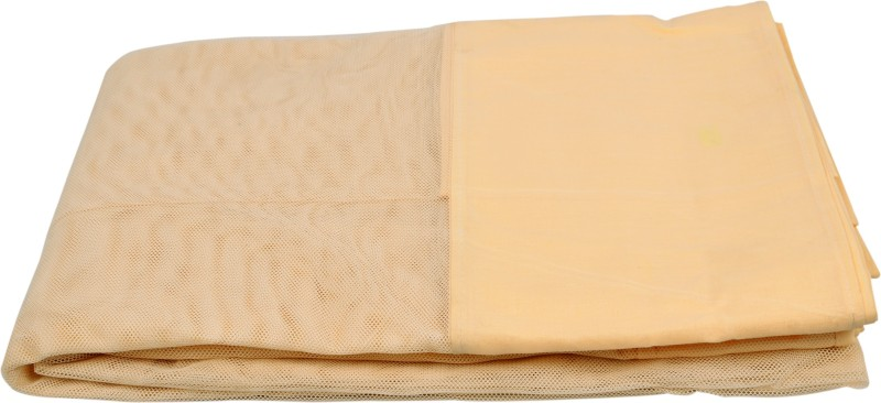 Fashion Centre Polyester Infants Double Bed Mosquito Net(Skin)