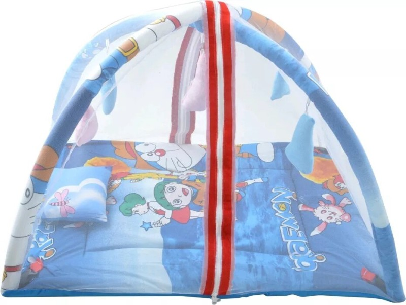 Feathers Infants Cribs Mosquito Net(Multicolor) Cribs
