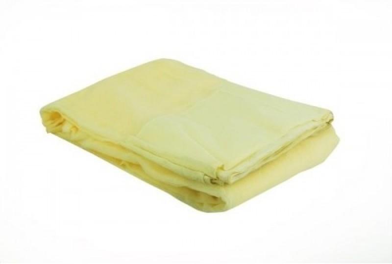 Raj Nets Nylon Infants Nylon Mosquito Net(Yellow)