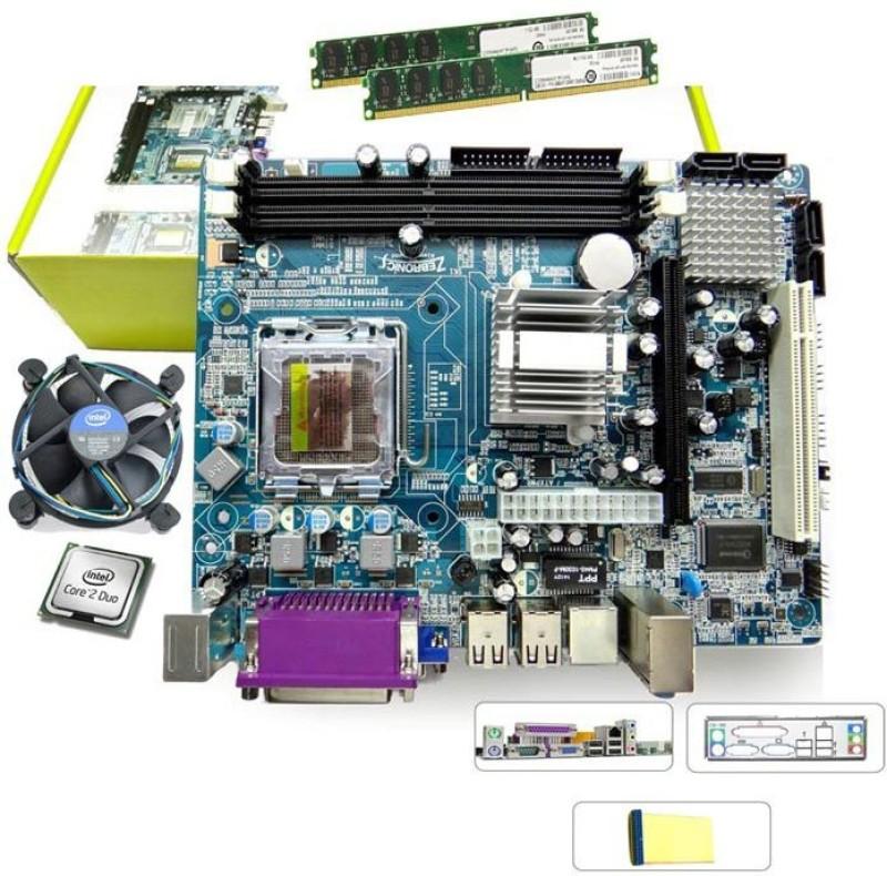 Zebronics ZEB-945 Motherboard(Green) image