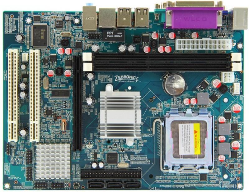 Zebronics Z41 SOCKET 775 Motherboard image
