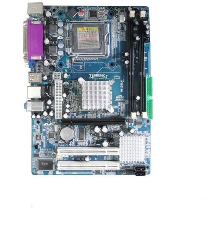 Zebronics G41 D3 Motherboard(Blue) image