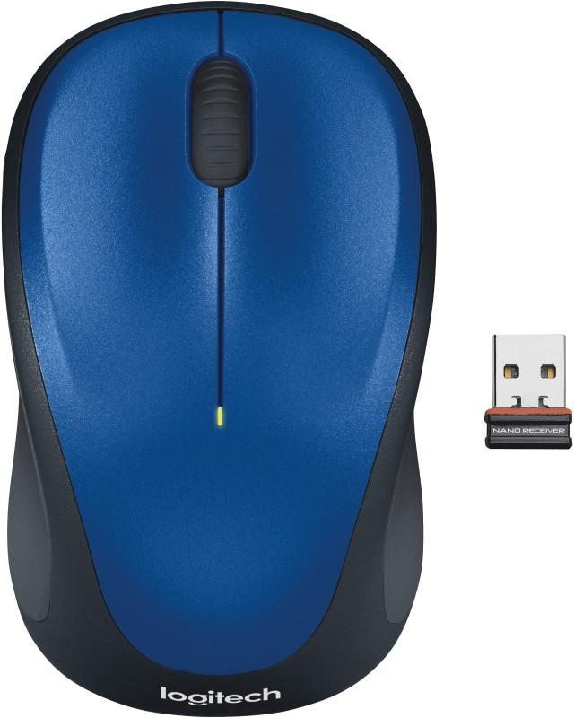 Logitech M235 Wireless(USB, Blue)