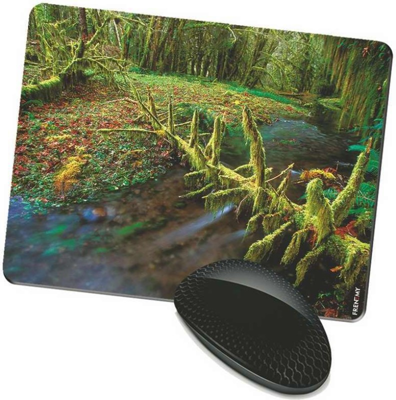 FRENEMY MPAD6445 Mousepad(Multicolor)
