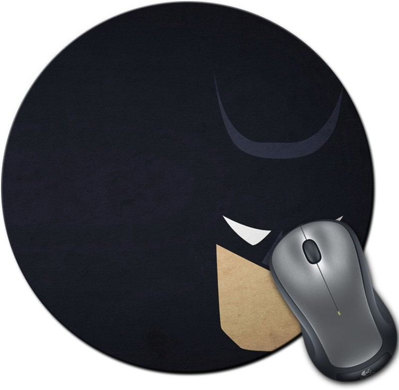Franklee Batman Minimal Mousepad(Multicolor)