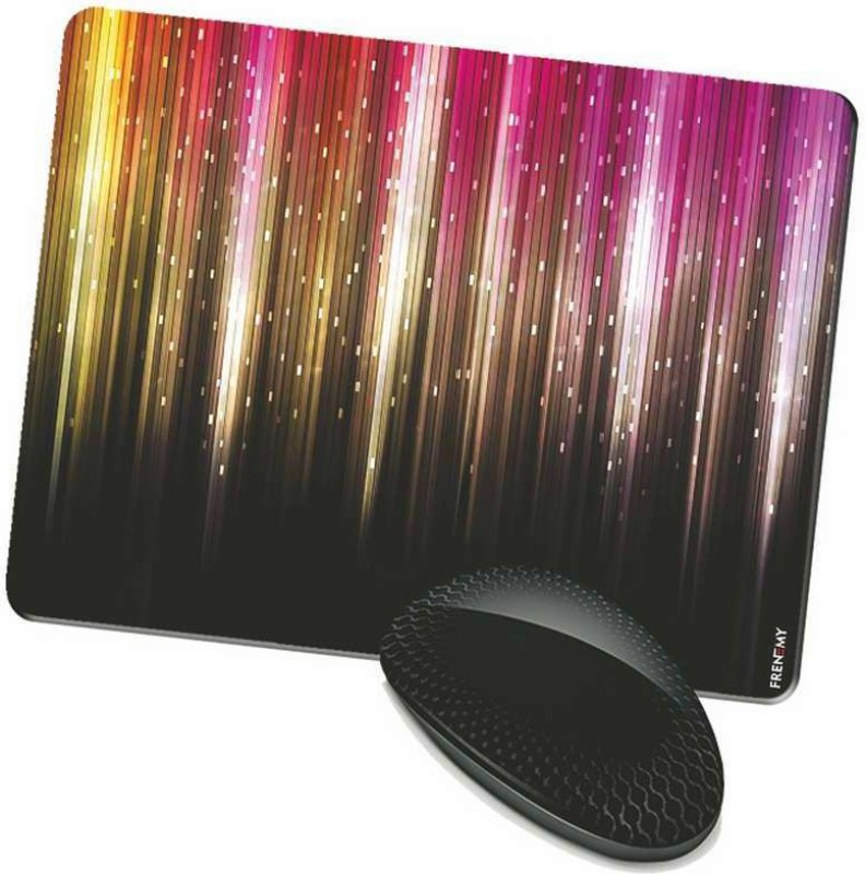 FRENEMY MPAD561 Mousepad(Multicolor)