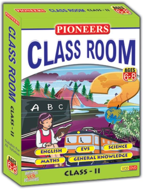 CLASSROOM - II(VCD English)