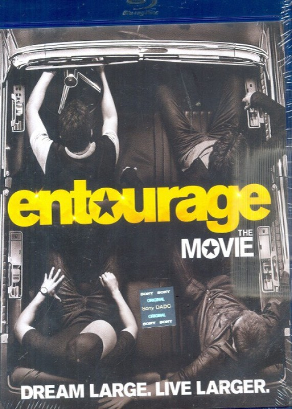 Entourage(Blu-ray English)