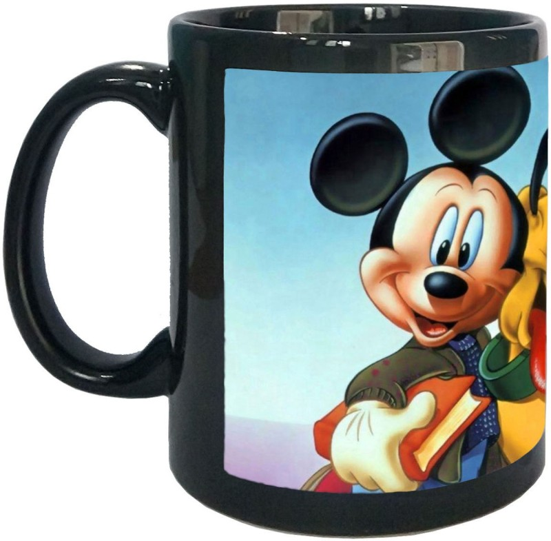 Arkist Mickey Mouse doom (3) Ceramic Mug(340 ml)