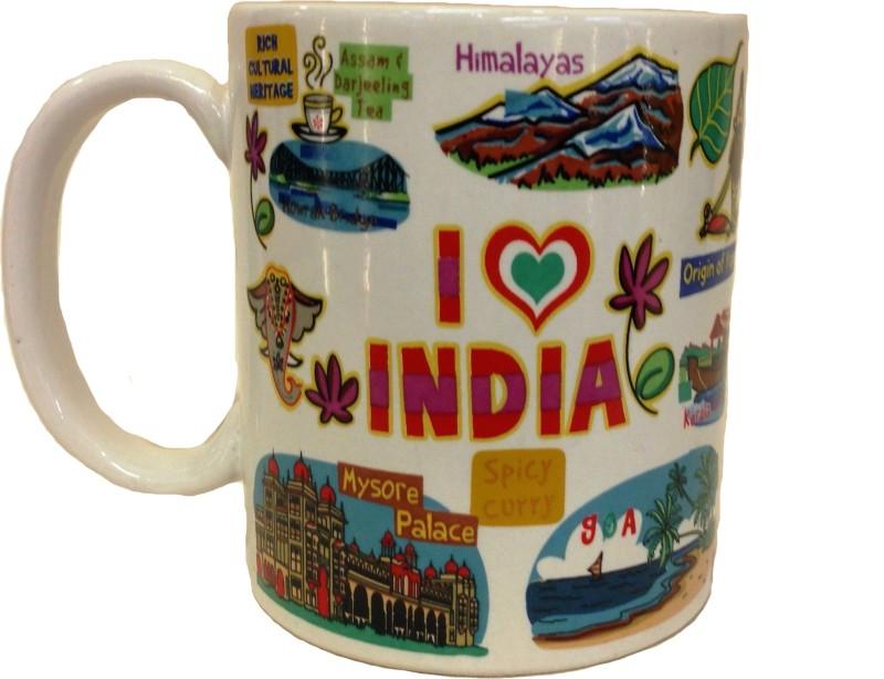 Eco Corner India Ceramic Ceramic Mug